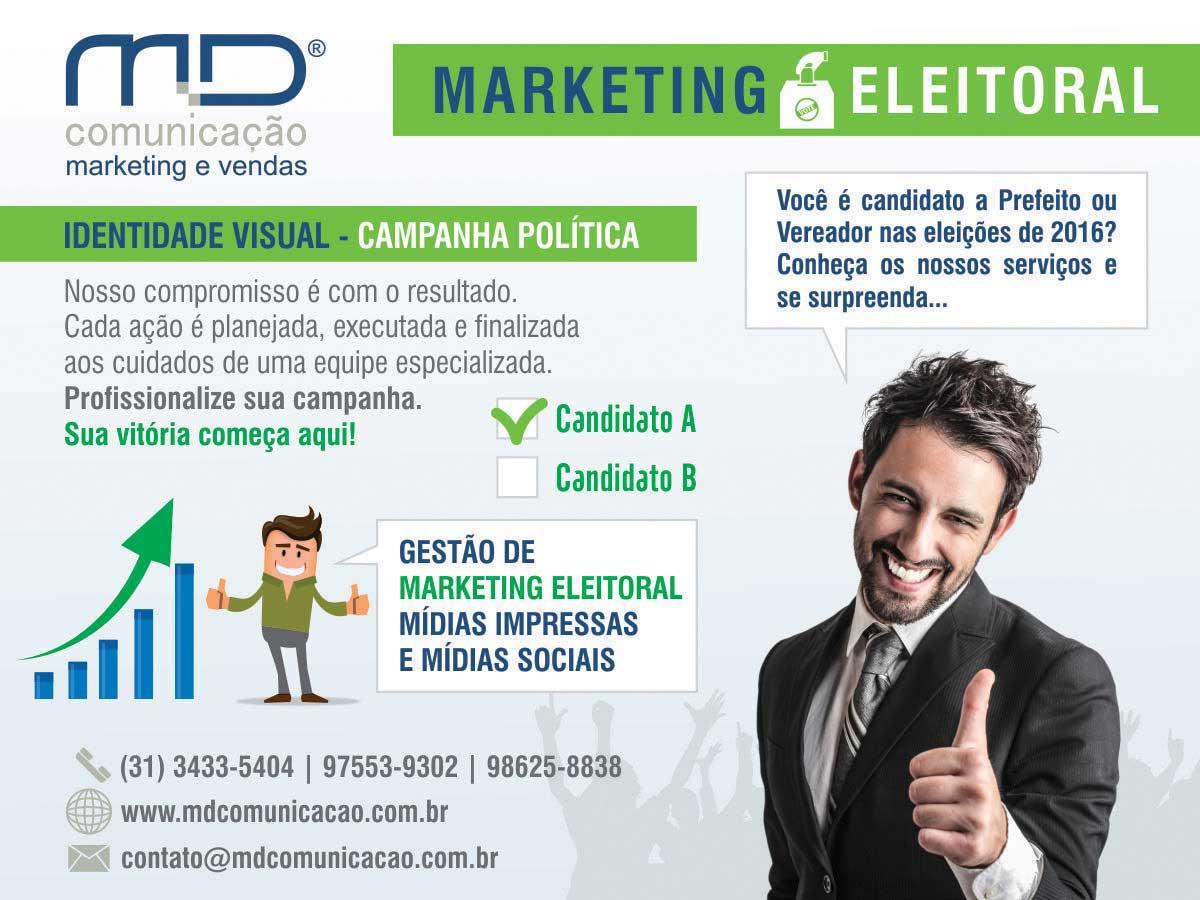 MD Comunicação_Design Marketing Eleitoral 2016
