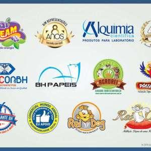 Logomarcas e logotipo